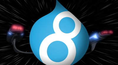Drupal 8 Warpspeed