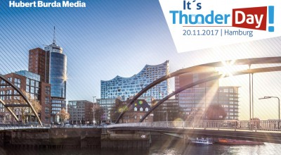 Thunder Day am 20.11.2017